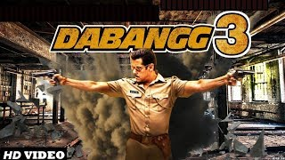 181 Interesting Facts : Dabangg 3 (2019) | | Salman Khan,  Sonakshi | T-series
