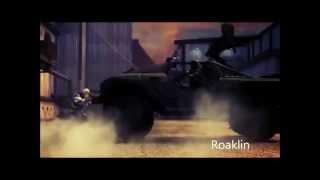 RvsB Burn it Down-