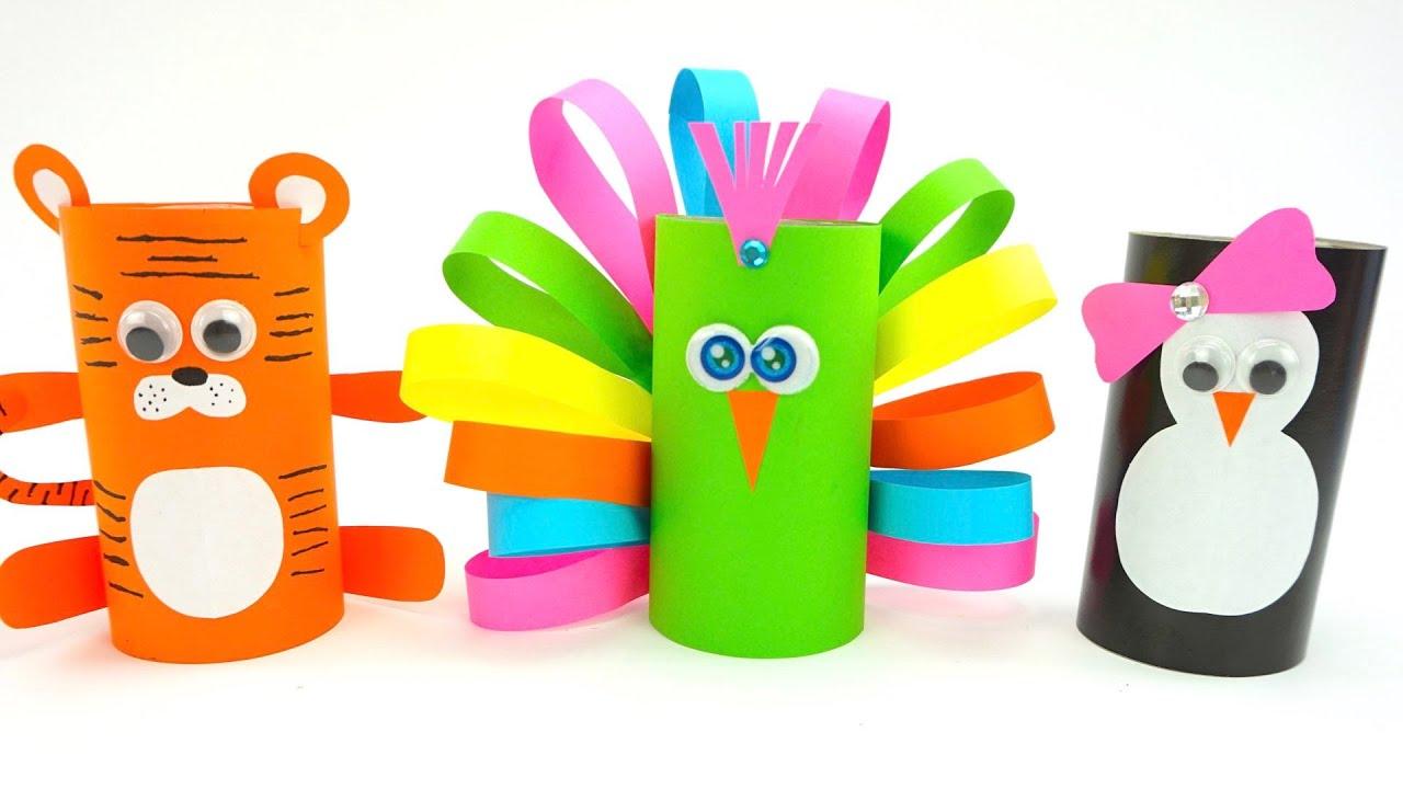 Игрушки своими руками. Рукоделие для детей