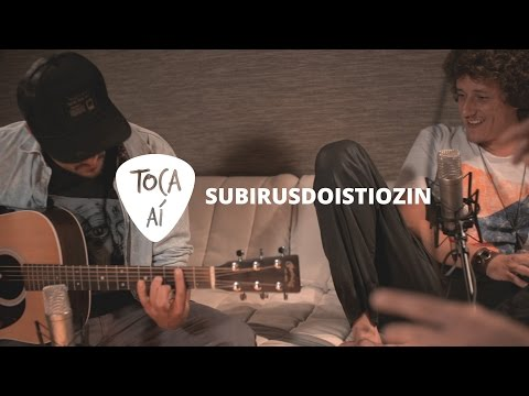 Subirusdoistiozin - Criolo Pedro Schin Gui Heleodoro & Beatzotto cover acústico Nossa Toca