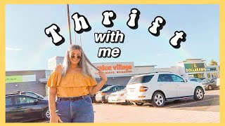 Come Thrift With Me   Plus Size Try On Haul