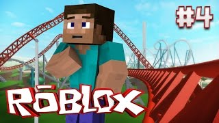 THE GREAT CAREER OF STEVE MINECRAFT IN ROBLOX #4 - STEVE MAP