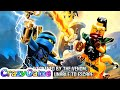 LEGO Ninjago Skybound Full Game Episodes - Best Cartoon Game for Kids & Children