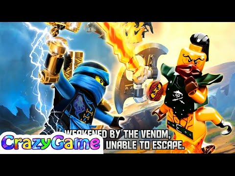 Lego Ninjago Skybound Full Game Episodes - Best Cartoon Game For Kids & Children