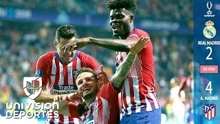 Real Madrid 2-4 Atlético de Madrid - RE...