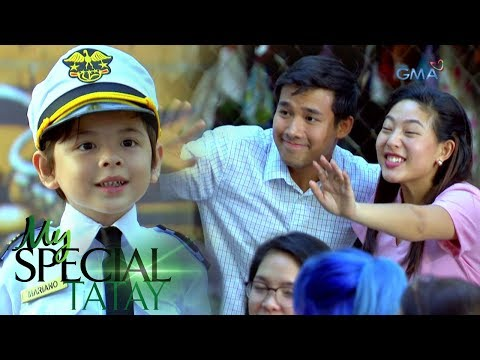 My Special Tatay: BoBrey's little pilot   Episode 150 (Finale)