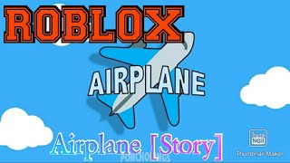 There's something going on on the plane! Roblox