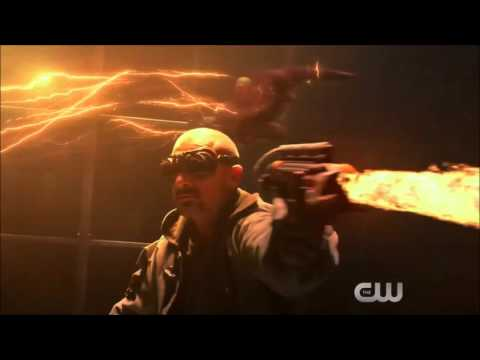 The CW: Justice League Unlimited (Mid-season update Flash Season 2/Arrow Season 4)