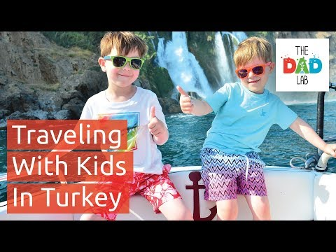 Holiday In Antalya, Turkey! | Family Travel