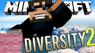 Minecraft: DIVERSITY 2 | PINK PARKOUR!! [3]