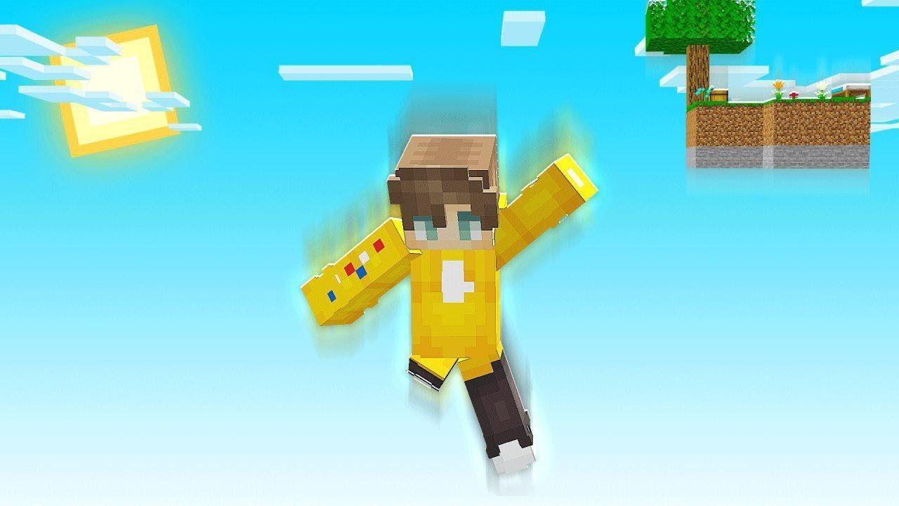 LEAVING Sky BLOCK in Minecraft!