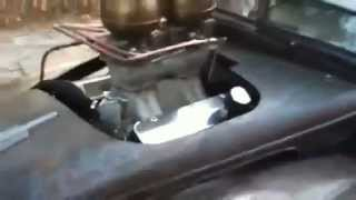 1947 Ford Pro Street (deliverance) Rat Rod Pick Up.mp4