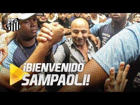 SAMPAOLI CAUSA TUMULTO NO AEROPORTO DE GUARULHOS