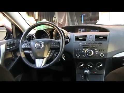 2013 Mazda3 Startup Engine & In Depth Tour