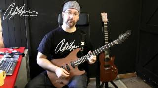 Bleed The Light Lesson by Rob Chapman - Complete Lesson + Free Backing Track + Tab