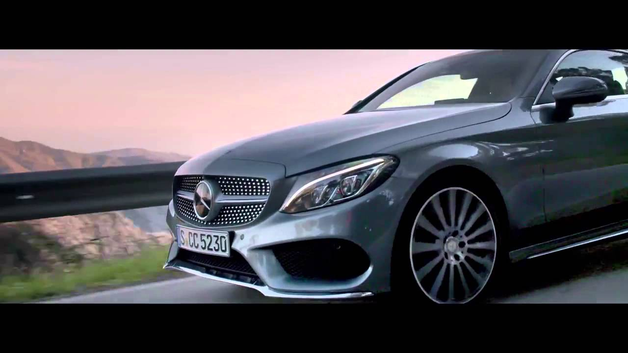 Mercedes benz 2017 c400 4matic coup on a perfect mile for Mercedes benz c400 4matic