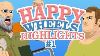 Happy Wheels Highlights #1