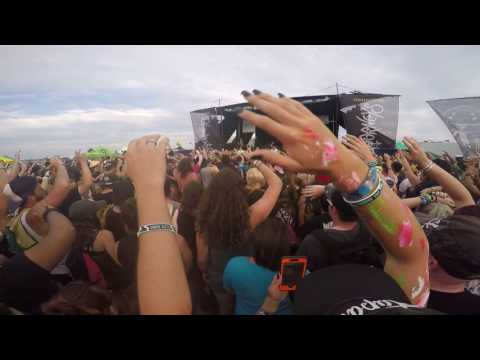 I Prevail Live @ Vans Warped Tour 2017 Wantagh, NY
