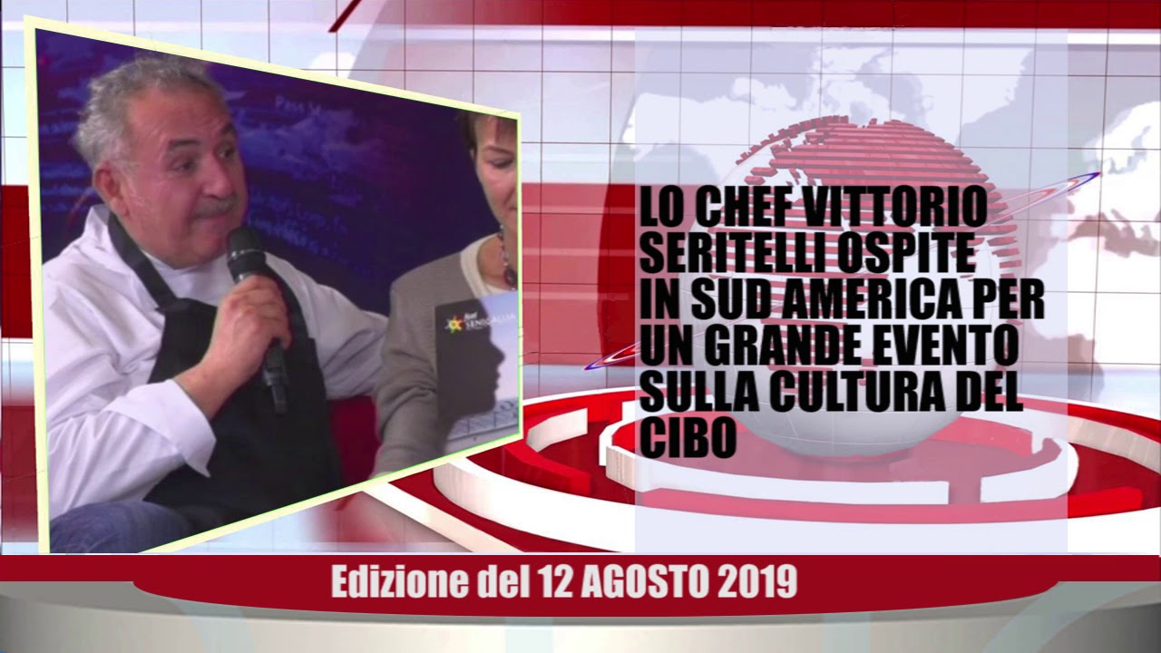 Velluto Senigallia Tg Web del 12 08 2019