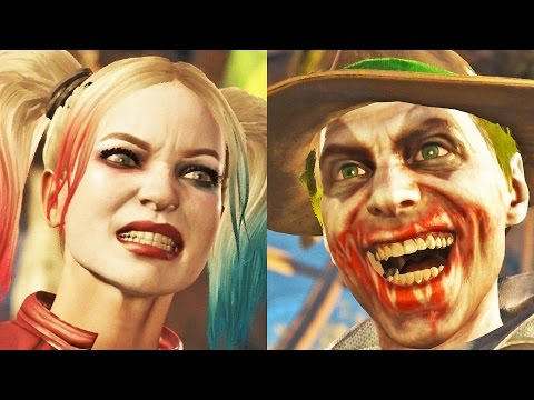 Thumbnail: Injustice 2 - JOKER vs HARLEY QUINN (no commentary)