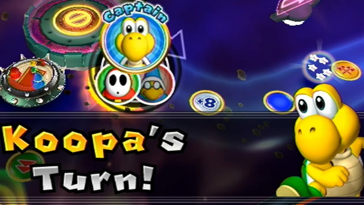 Mario Party 9 Solo Mode 73 Koopa Bowser Station Youtube