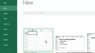 Microsoft Excel  2013 Tutorial  Malayalam chapter 1