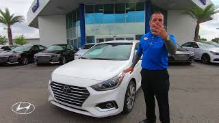 Car Review 2018 Hyundai Accent Limited