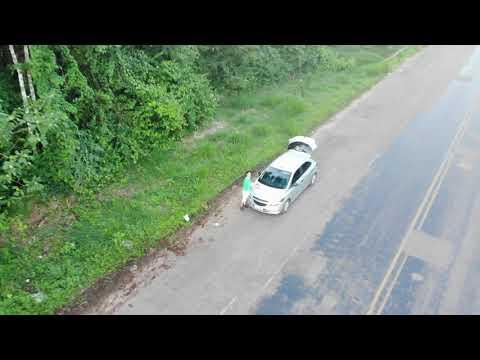 Vôo com drone em Rio branco