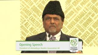 MKA Uk Ijtema 2016 Opening Session