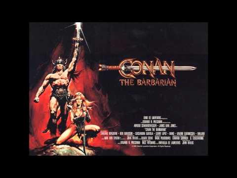 Conan The Barbarian (1982) audio commentary