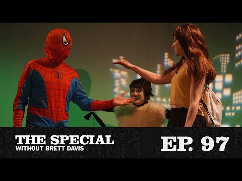 """The Special Without Brett Davis Ep. 97: """"Spider-Man: Turn Off The Dark"""" with Soft Spot"""