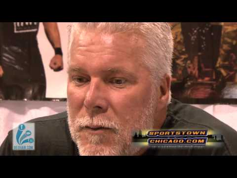 Illinois Center For Broadcasting: Comic Con-Kevin Nash  (www.sportstownchicago.com)