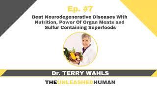 Dr. Terry Wahls - Reverse Neurodegenerative Disease With Nutrition, Power Of Organ Meats,...
