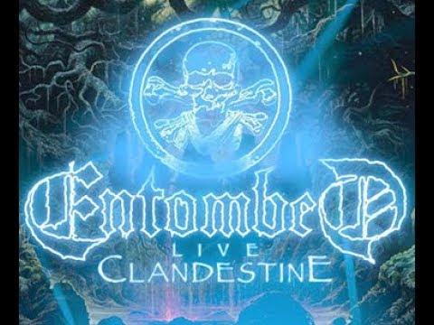 Nine Shrines (ex-Attack Attack!) new song Nimrod - Entombed tease Clandestine - Live!