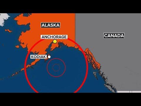 Tsunami alerts in Alaska and West Coast lifted