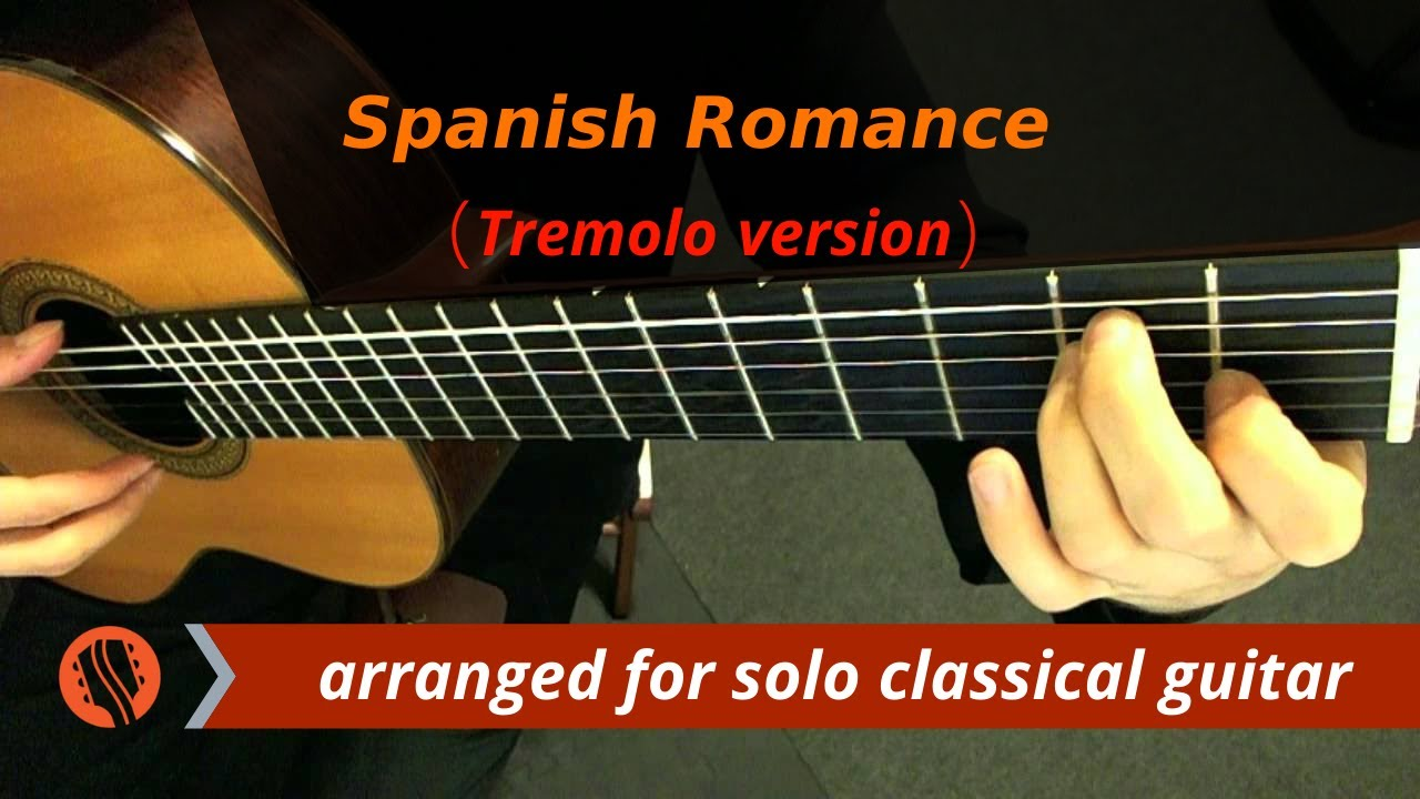 Beginning Tremolo Classical Guitar Exercises - YouTube