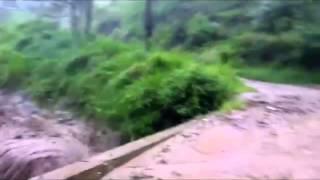 santa mara huila afectado por las lluvias