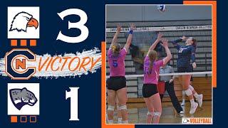 Carson-Newman Volleyball: C-N 3, Augusta 1 Highlights 10-12-19