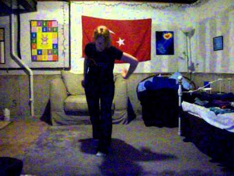 Dancing to Rebirthing by Skillet