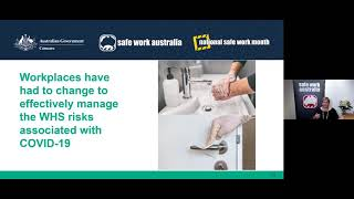 Accelerated workplace change in the face of COVID 19 webinar