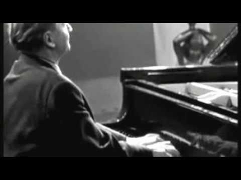 Kempff plays Schubert Piano Sonata in A Major D959