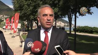Ordu Büyükşehir Belediye Başkanı Enver Yılmaz neden istifa etti!