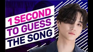 ▐ KPOP GAME ▌►1 SECOND TO GUESS THE KPOP SONG #6◄