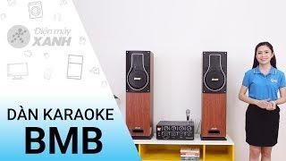 Dàn karaoke BMB - Tinh tế trong từng đường nét