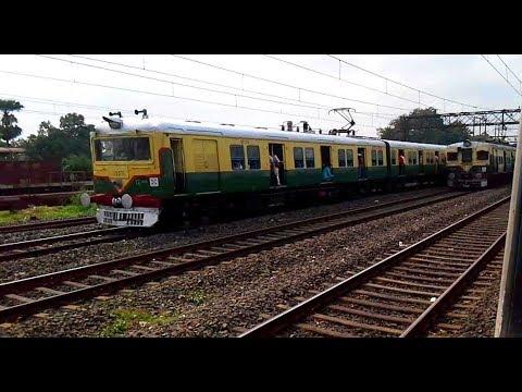 Howrah-Burdwan Chord & Main Line EMU