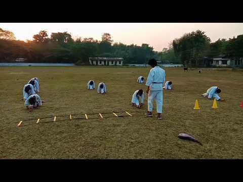 New Karate Training Video.!!Self Defense