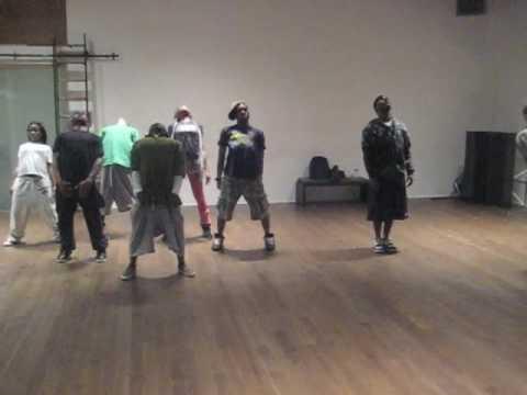 IMMA BE - BLACK EYED PEAS Choreo by QUON