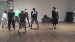 IMMA BE - BLACK EYED PEAS Choreo by QUON