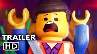 THE LEGO MOVIE 2 Trailer # 2 (NEW 2018) Animated Movie HD