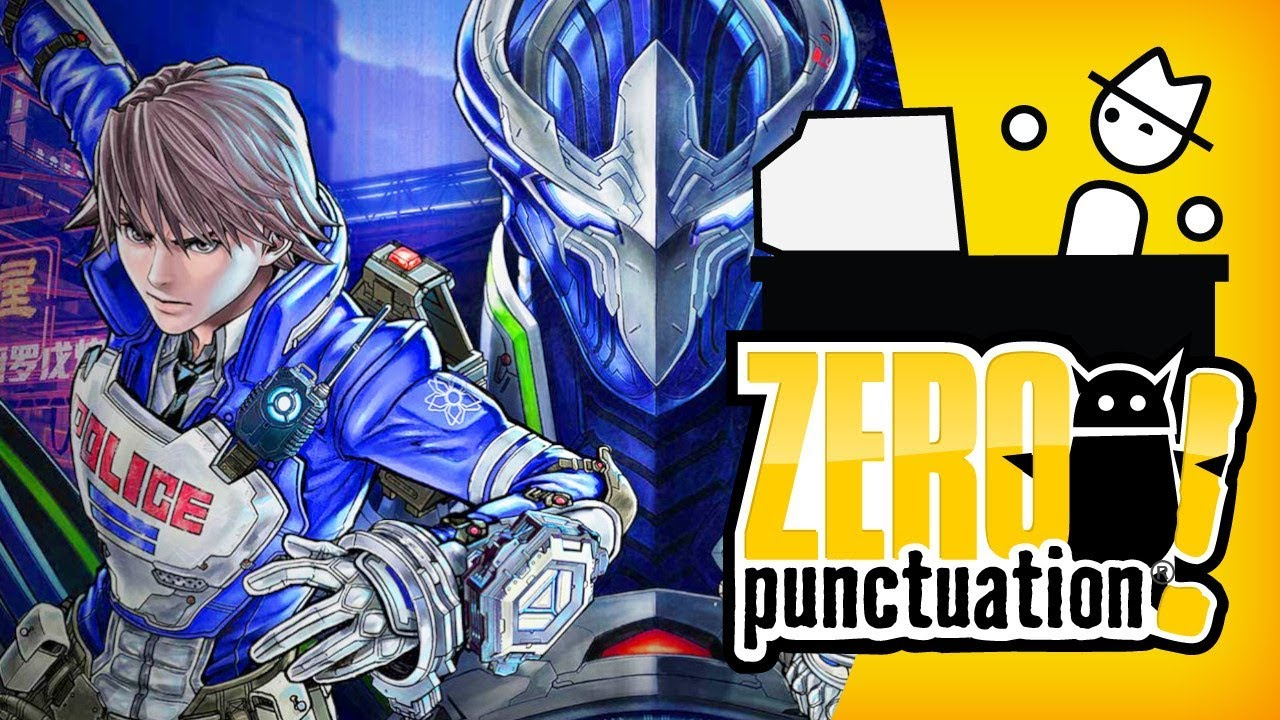 Astral Chain (Zero Punctuation) (Video Game Video Review)